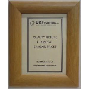 45mm Dome Oak Frames