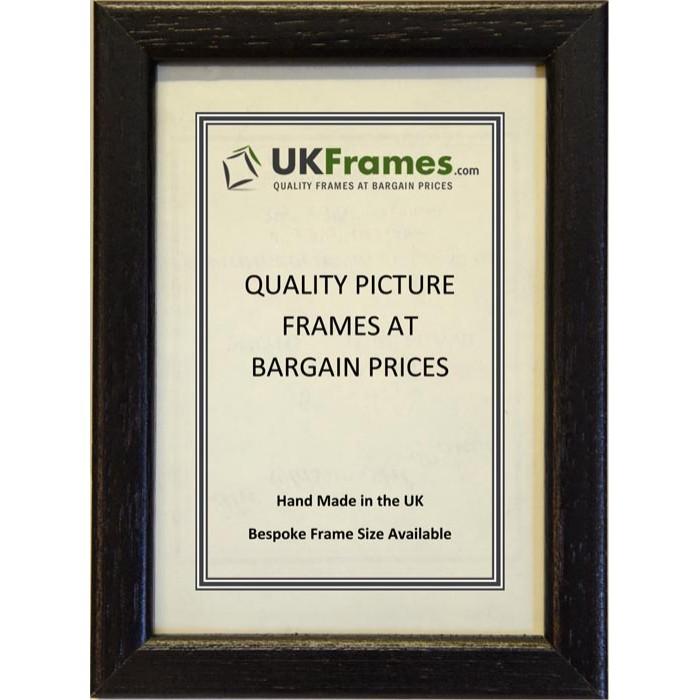 Cheap black poster frames