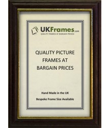 12mm Brown Wood Frames