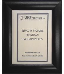 45mm Dome Black Frames