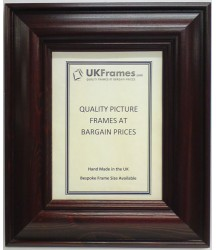65mm Mahogany Wood Frames