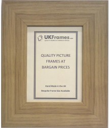 55mm Flat Oak Frames
