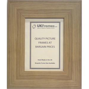 55mm Flat Oak Frames