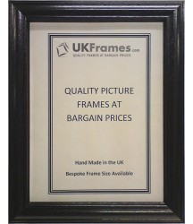 22mm Black Wood Frames