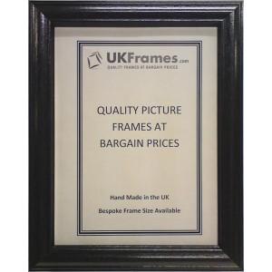 22mm Black Wood Frames