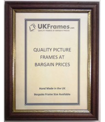22mm Brown Wood Frames