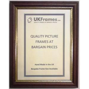 22mm Brown Wood Frames