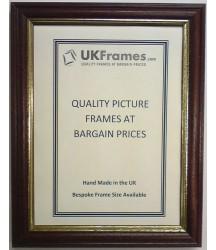 22mm Rose Wood Frames