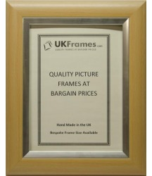 38mm Dome Beech Silver Frames