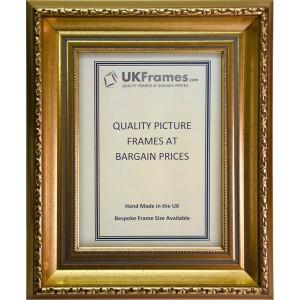 55mm Traditional Regency Gold Frames