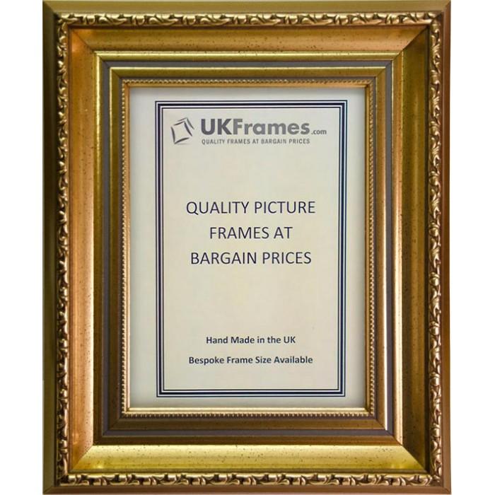 55mm Traditional Regency Gold Frames - UKFrames - Buy Picture Frames ...