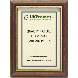 16mm Rose Wood Frames