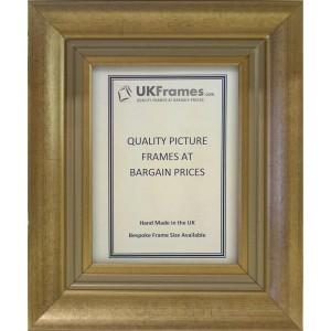 60mm Modern Regency Gold Frames