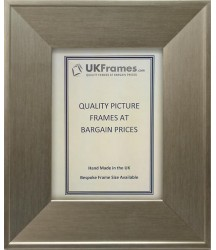 60mm Silver Wedge Frames