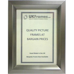 27mm Box Silver Frames