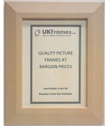 40mm Light Beech Frames