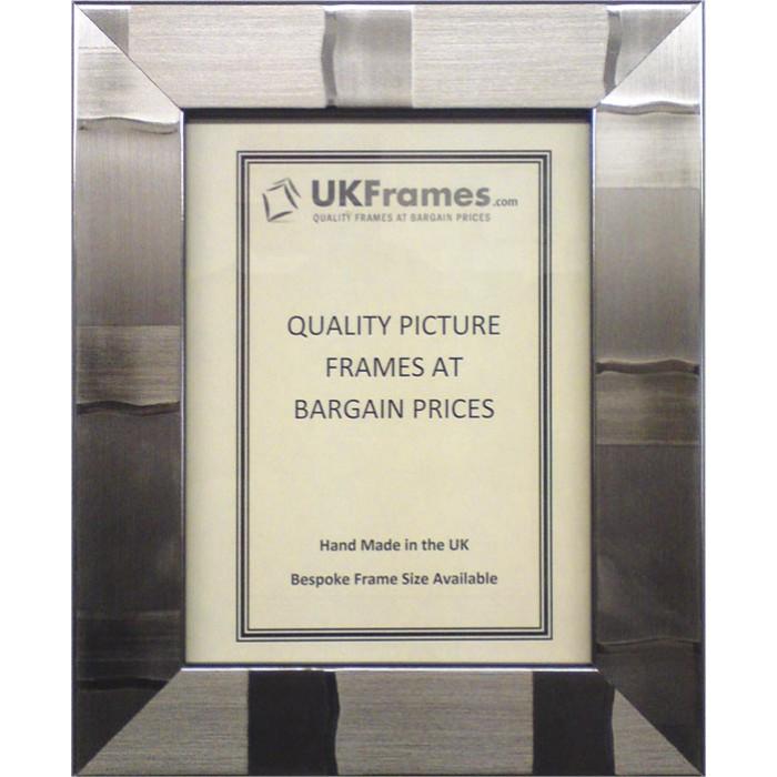 40mm Skyline Silver Frames - UKFrames - Buy Picture Frames ...