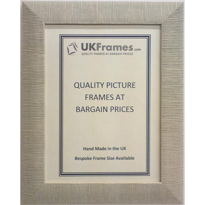 30mm Rib Cream Frames - UKFrames - Buy Picture Frames & Customised ...