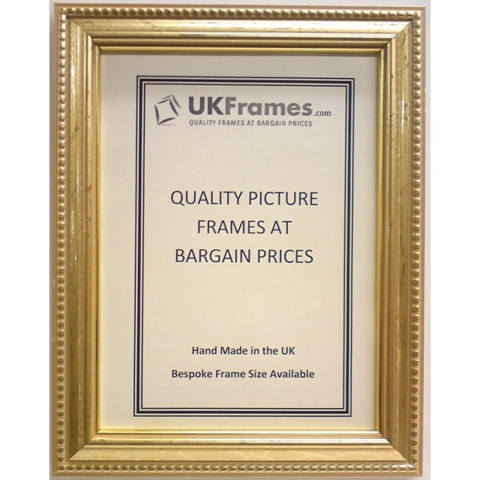 25mm Ski Regal Gold Frames - UKFrames - Buy Picture Frames ...